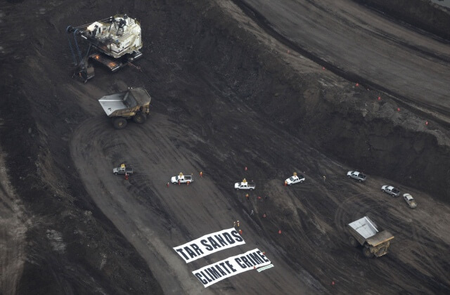 Green Peace and the Oil Sands: Together At Last